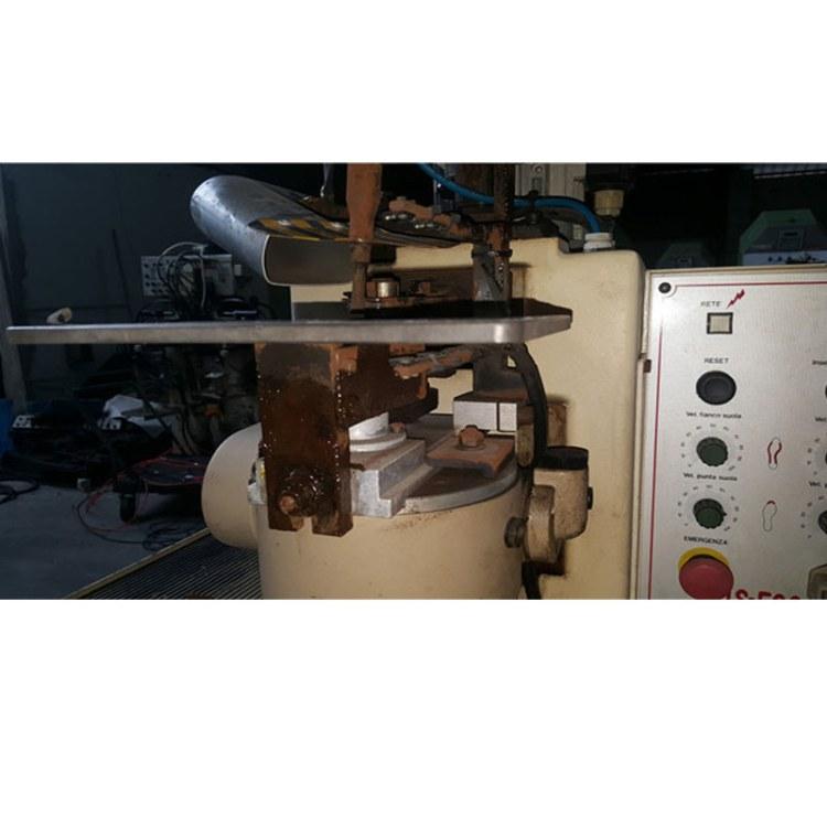 鞋子大底铣槽机LS 500 MA-MECC大底机 厂家进口鞋机销售 二手翻新