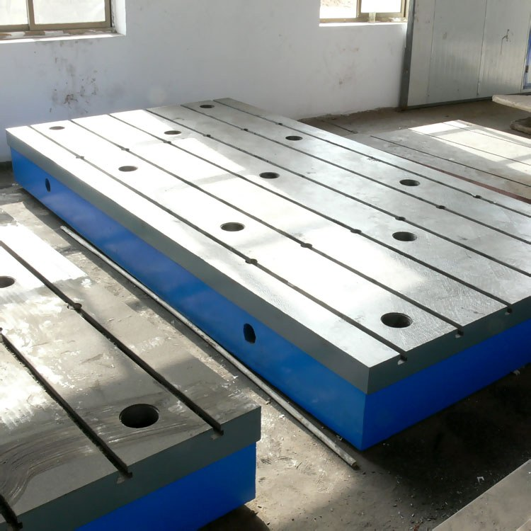 康恒T型槽焊接装配平台_康恒量具供应各种型号装配平台 生产厂家直销 工装平板