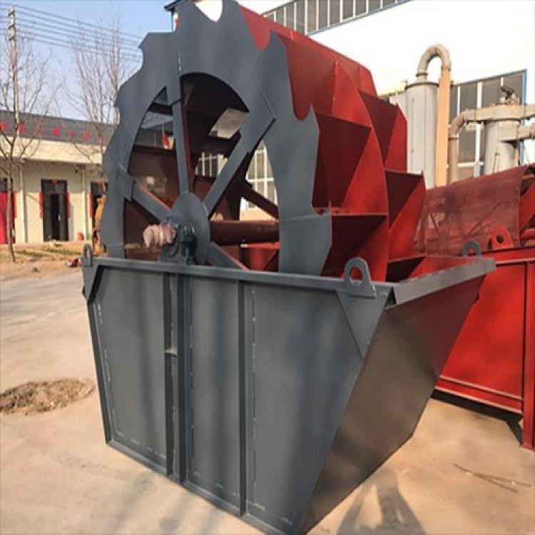 轮式洗砂机 洗砂机  产量大  耐斯特机械