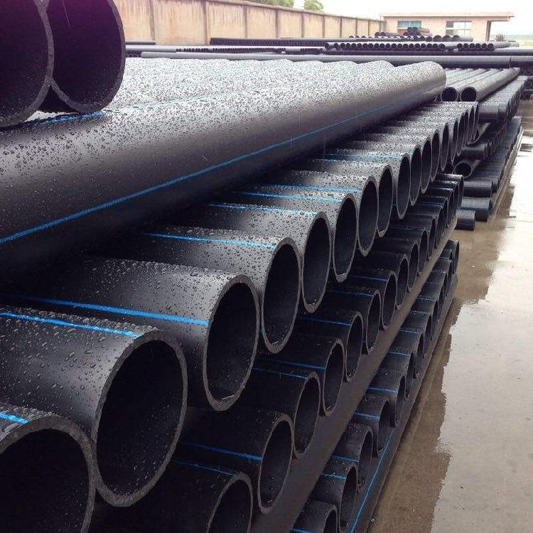 怀化乐洁HDPE塑钢缠绕管 虹吸排水管厂家直销