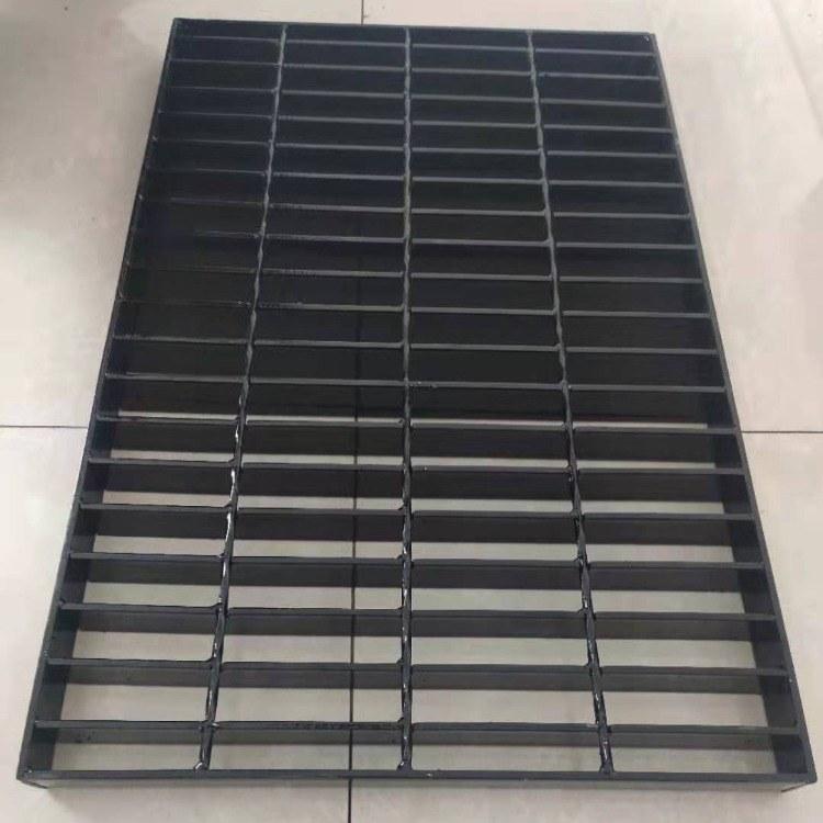 腾灿厂家供应机器压力焊镀锌钢格栅板 规格为323/40/50