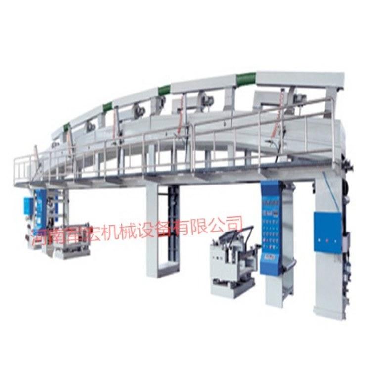 军宏机械供应:大型涂布机 PVC电工胶带涂布机 厂家直销涂布机