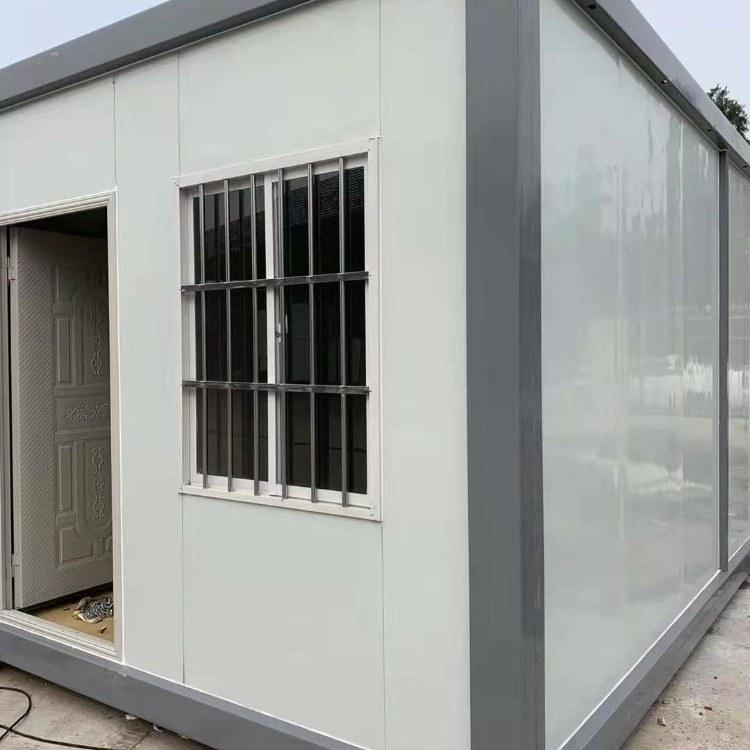 厂家直销集装箱房移动房 定制集装箱房 户外移动房