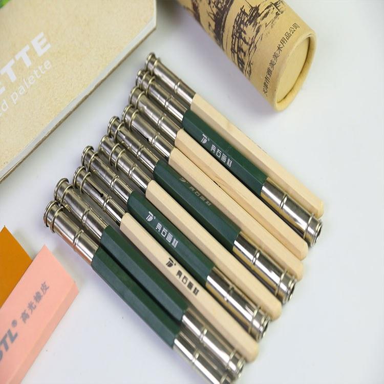 精致铅笔延长器,铅笔加长杆,双头铅笔加长器