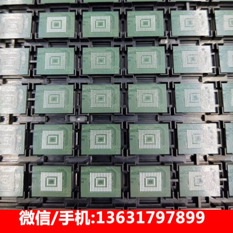 回收手机配件CPU