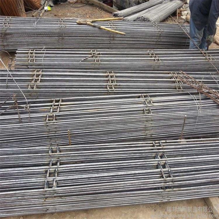 矿山机械配件支护锚具  锚杆梯子型 锚梁  现货厂家
