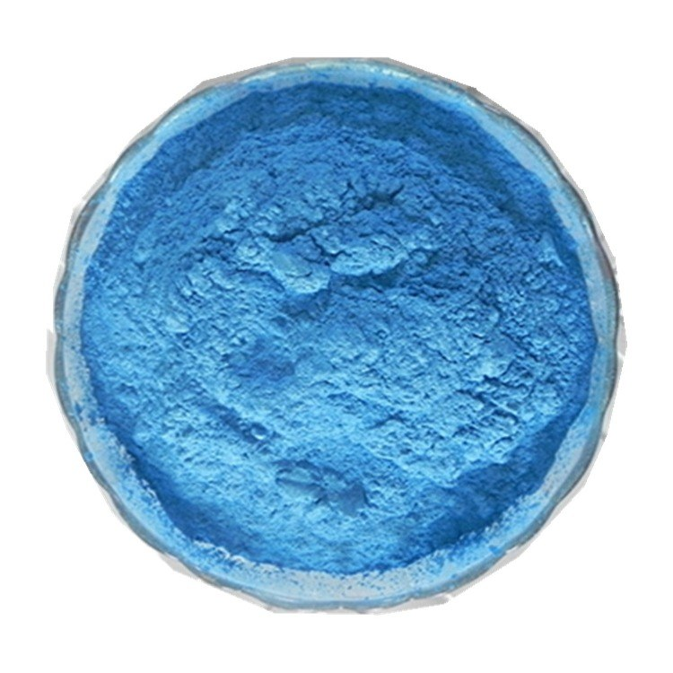 厂家直销涂料用蓝色珠光粉 珠光颜料 宝蓝色珍珠粉 幻彩黄珠光粉