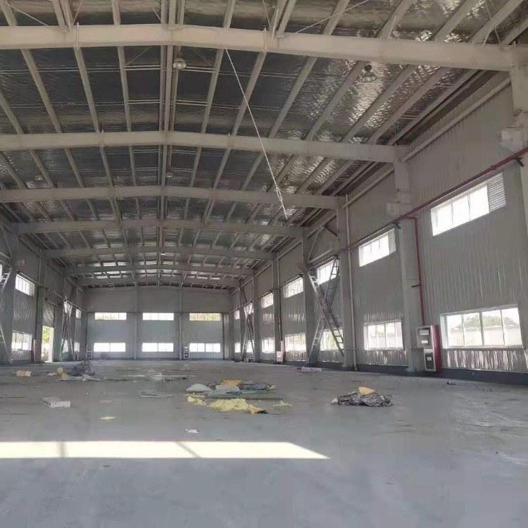 厂家定制钢结构棚 钢结构仓库