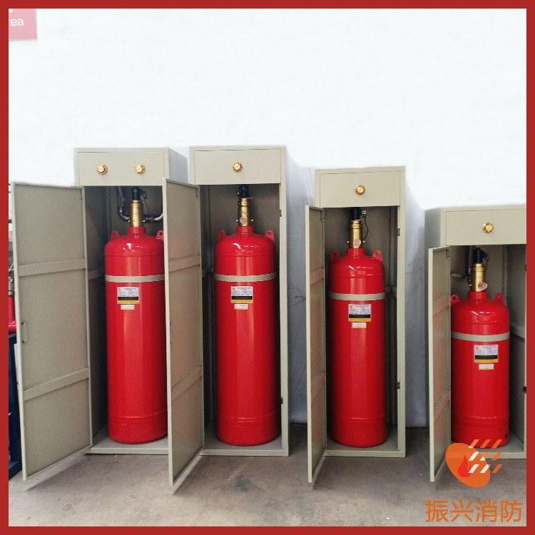 GQQ150-柜式七氟丙烷设备150L-七氟丙烷厂家直销