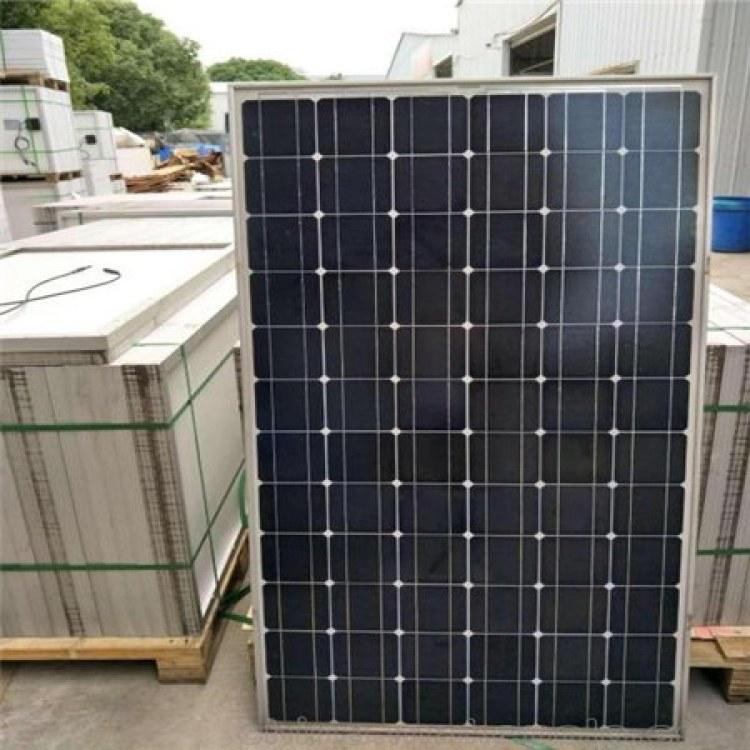 叠瓦太阳能组件回收 叠瓦光伏电池板回收 厂家上门直收|聚纳光伏