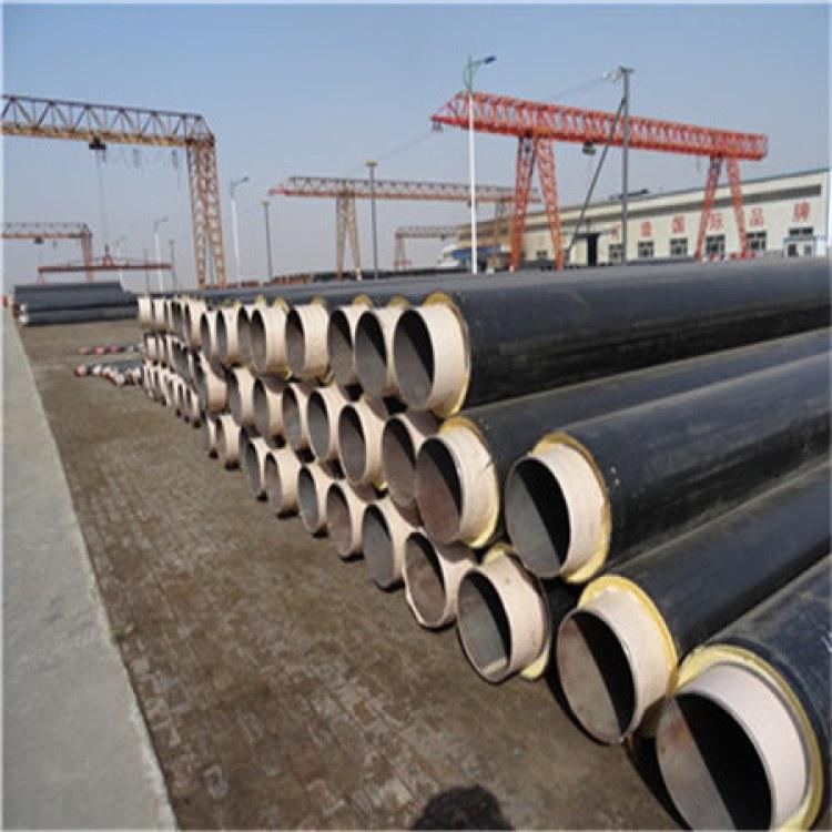 DN25-DN1400保温钢管   地埋聚氨酯保温钢管-汇阔管道 专业生产