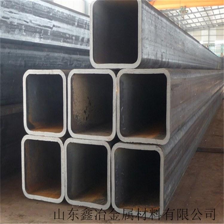 冷轧无缝方管 Q345B无缝方管 圆改方 Q345B无缝方钢管