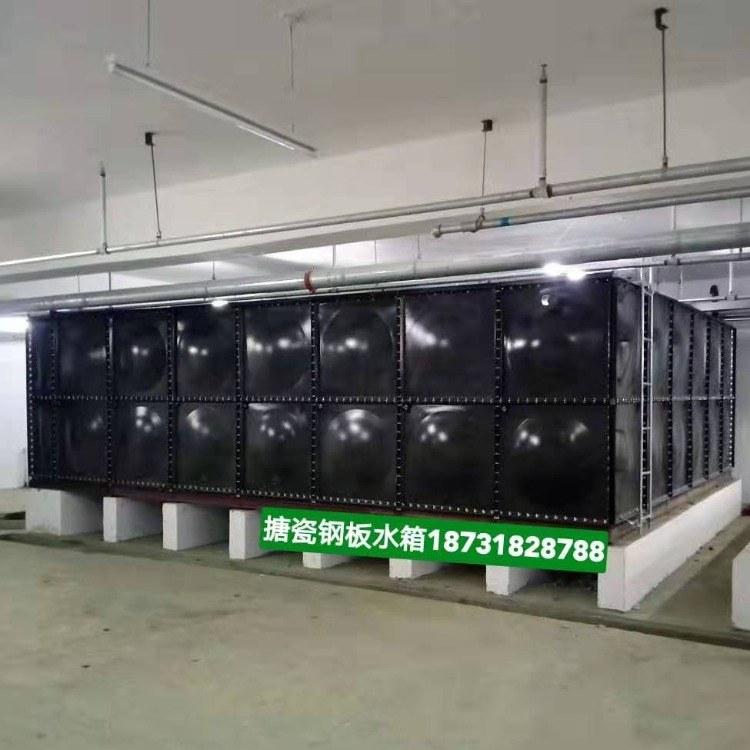 厂家直销_玻璃钢水箱_不锈钢水箱