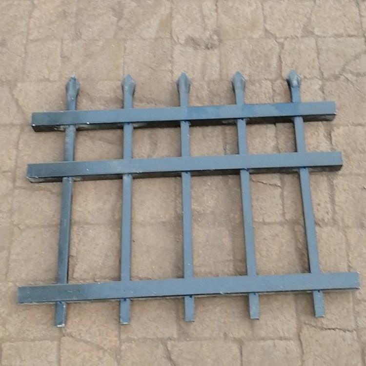 草坪护栏-锌钢草坪围栏-仿竹栏杆-绿化护栏生产厂家