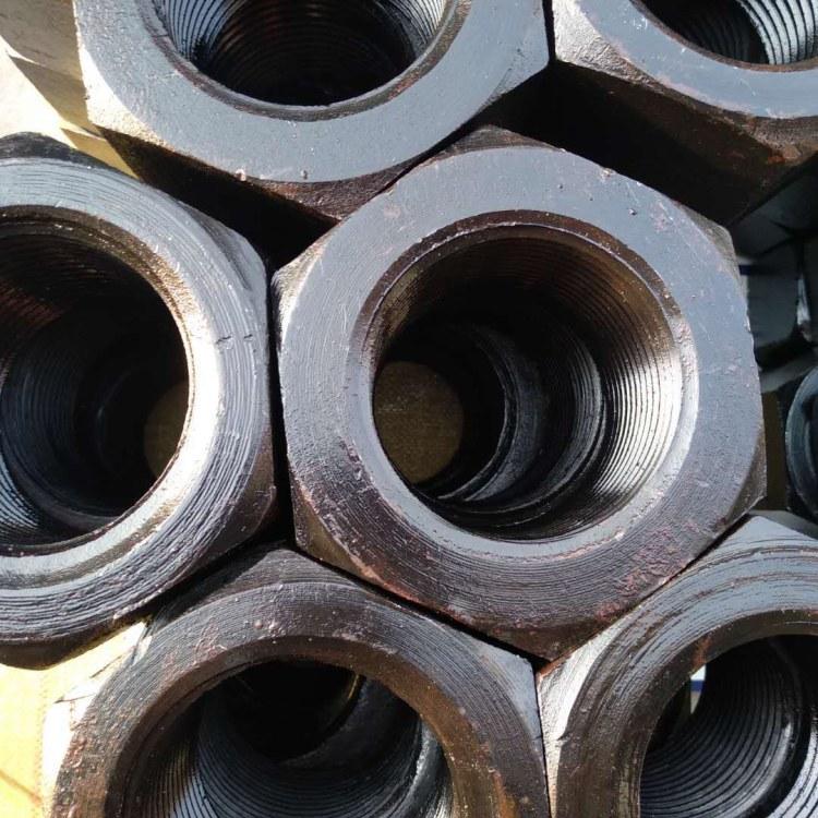 厂家直销 高强度螺母 六角螺母 高强度镀锌螺帽 加工定制