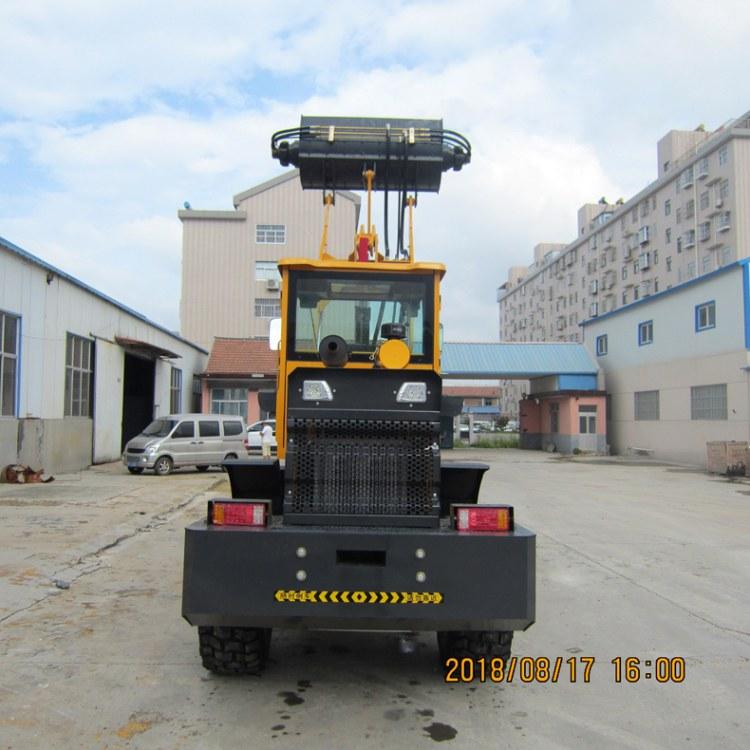 热销轮式装载机 全新可定制工程机械厂家 直销铲车搅拌斗装载机