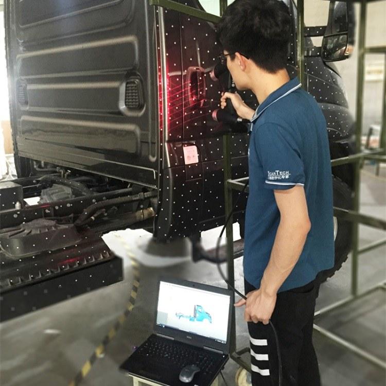 精测科技开发并制造专有便携式3D测量技术产品