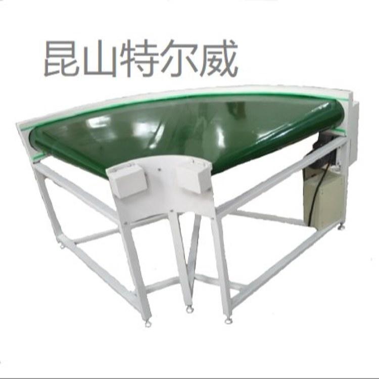 昆山特尔威工作台 食品厂家专业生产工作台流水线专业设备 产品质量保证
