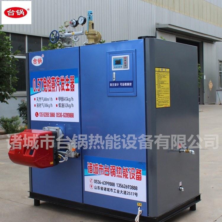 锅炉厂家直销产气量100kg至1T燃油蒸汽发生器 燃气蒸汽发生器