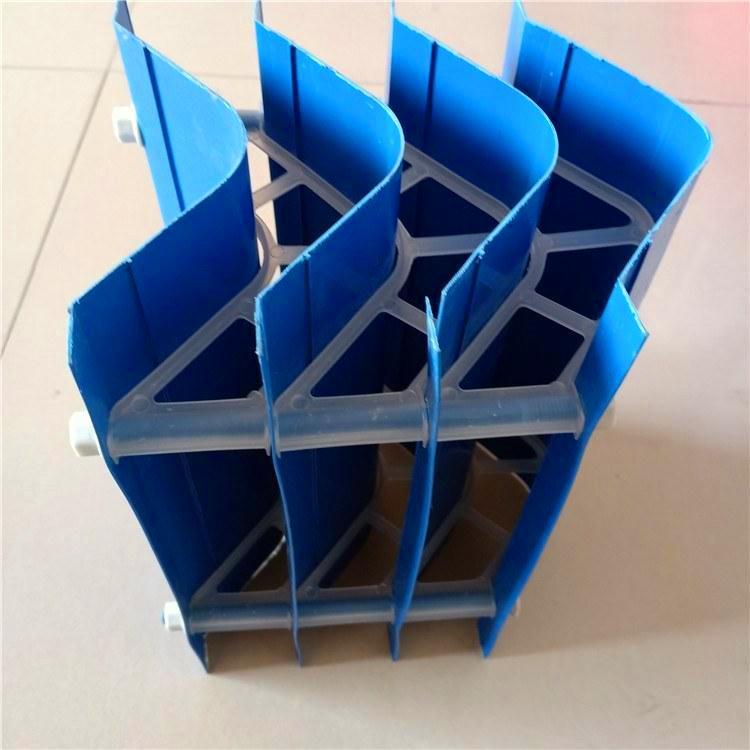连泉 耐高温收水器 玻璃钢冷却塔填料 玻璃钢冷却塔安装维修