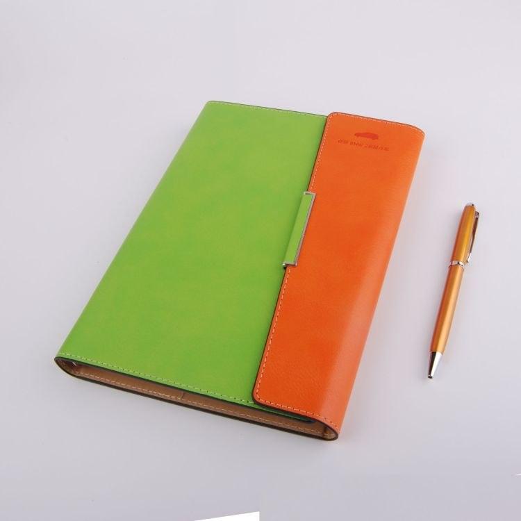 佛山会议记事本批量印刷 商务笔记本设计印刷