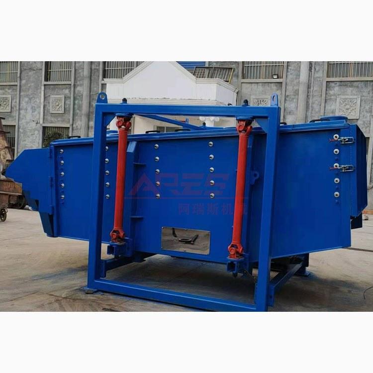 工厂制造方形矿用振动筛河南新乡阿瑞斯专业厂家