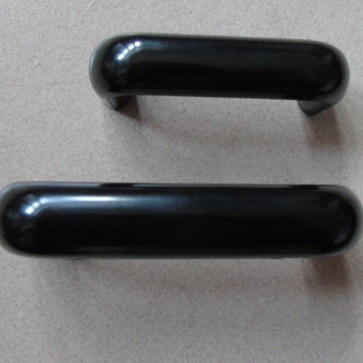 共创厂厂家生产胶木拉手 塑料方形工业电箱电柜绝缘孔距等产品 现货供应