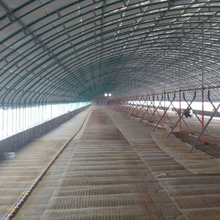 温室大棚骨架 连栋温室骨架 温室大棚生产 厂家设计安装