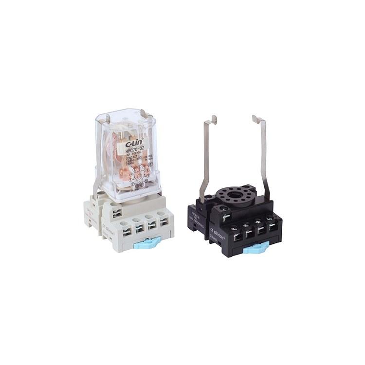 继电器插座PTF08A/DTF08A HH62P插座 LY2插座