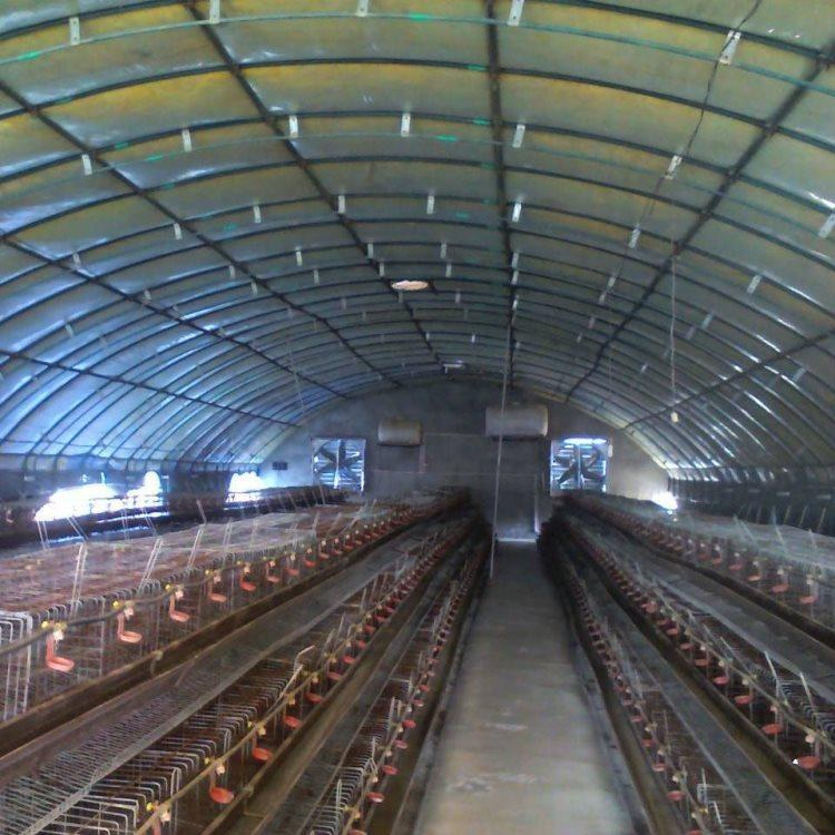 温室大棚骨架 蔬菜大棚 养殖大棚钢管 连栋大棚钢架 大棚钢管骨架