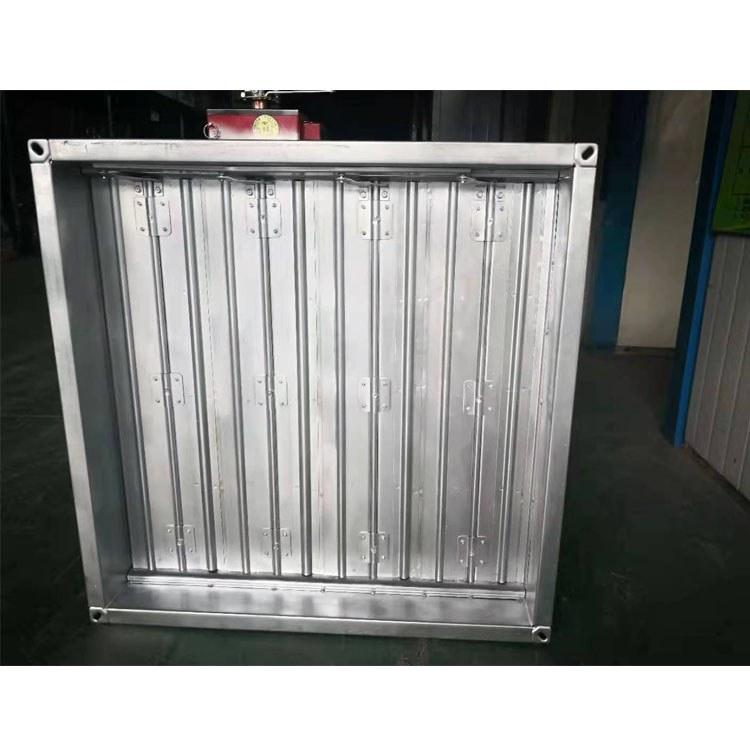 山东光宇排烟阀 厂家直销 3C认证 消防排烟系