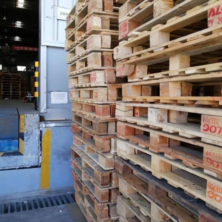 上海苏州无锡木托盘回收公司