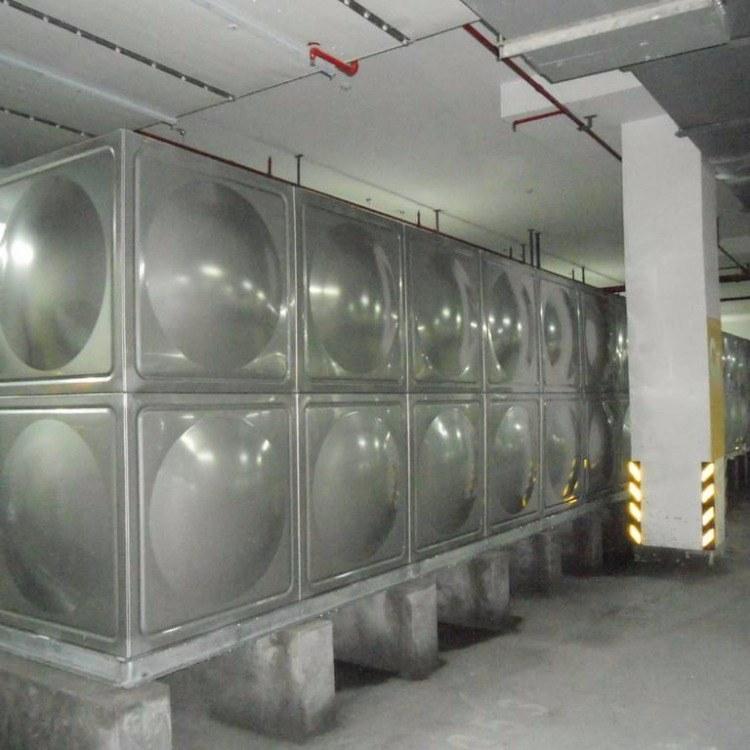 生产消防水箱厂家选永盛规格全质量优