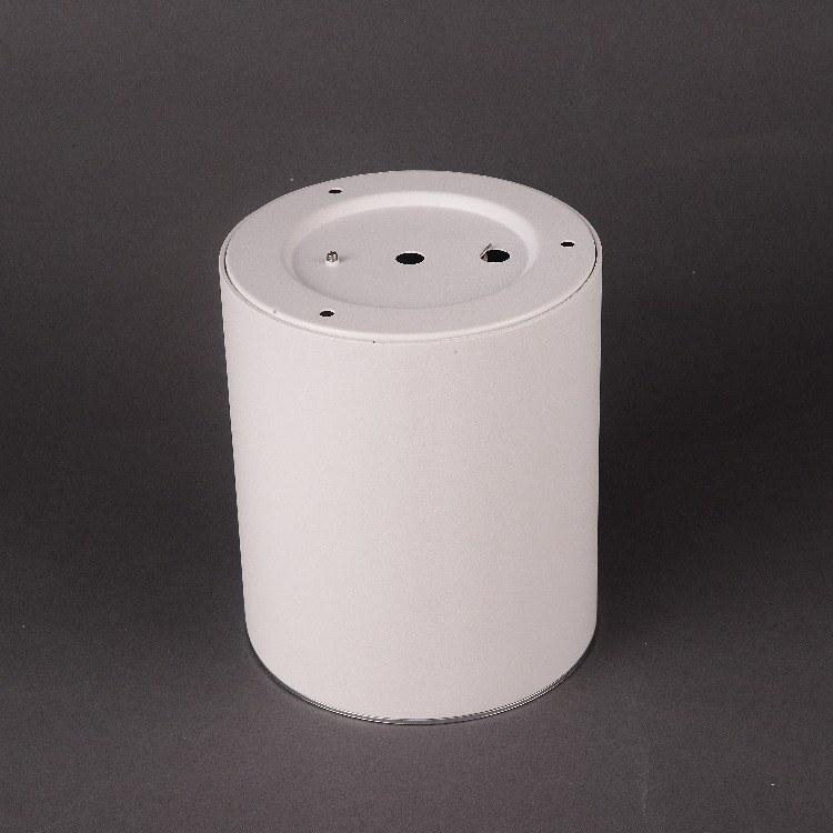 佛山照明厂家直销 空间照明 明装圆形LED筒灯 办公简约装饰方形COB筒灯