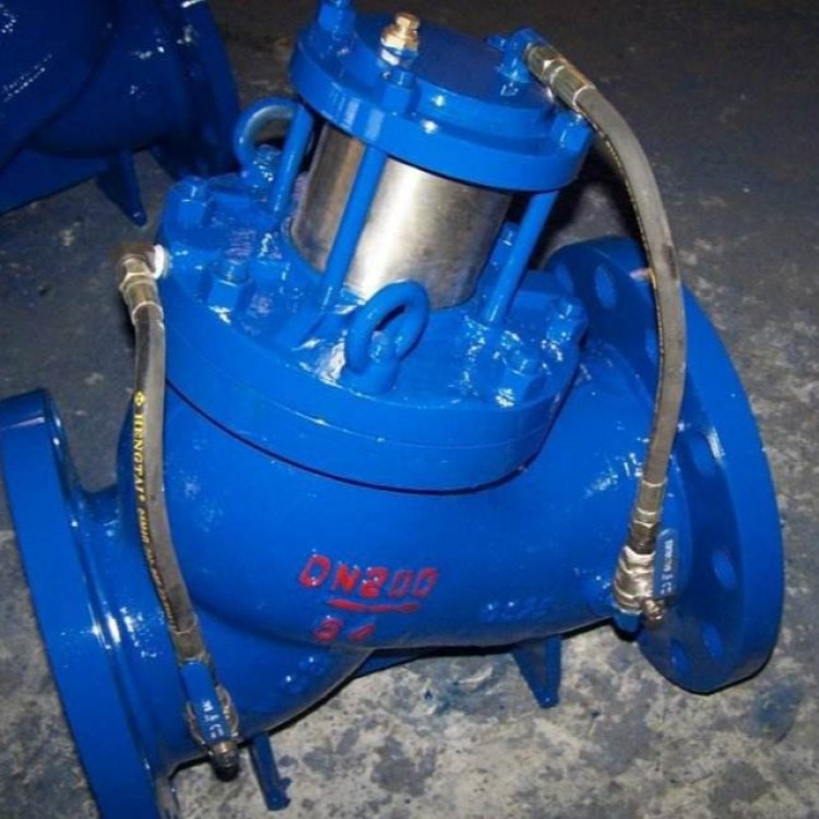 旭森YQ98002过滤活塞式安全泄压阀 YQ98002泄压阀 活塞式安全泄压阀 水力控制阀 厂家供应