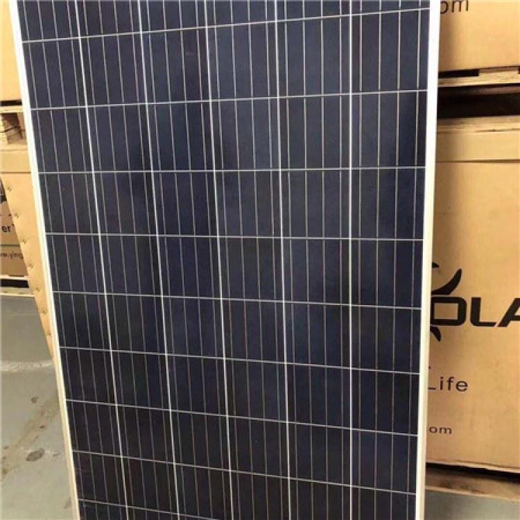 厂家直销太阳能电池板 光伏组件板 家用太阳能发电板 泰州恒巨