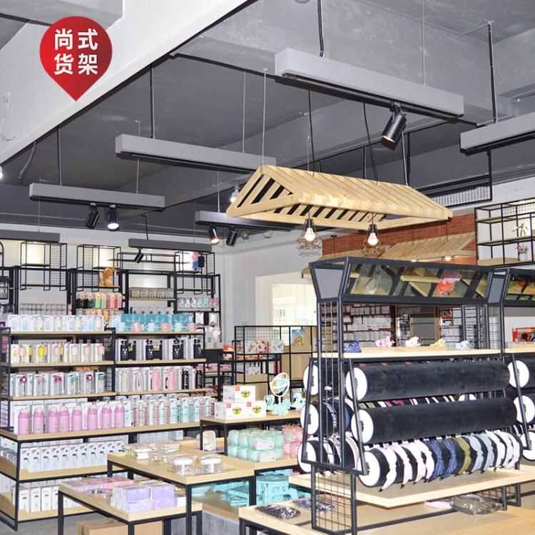 重庆货架批发市场潮美汇货架诺米边柜挂摆自由供应商旋转托盘展示厂家