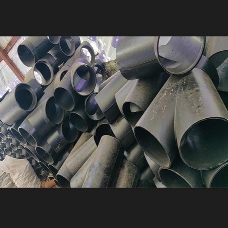 贵州球墨铸铁管给水输水输油管道管抗腐蚀耐用现货批发