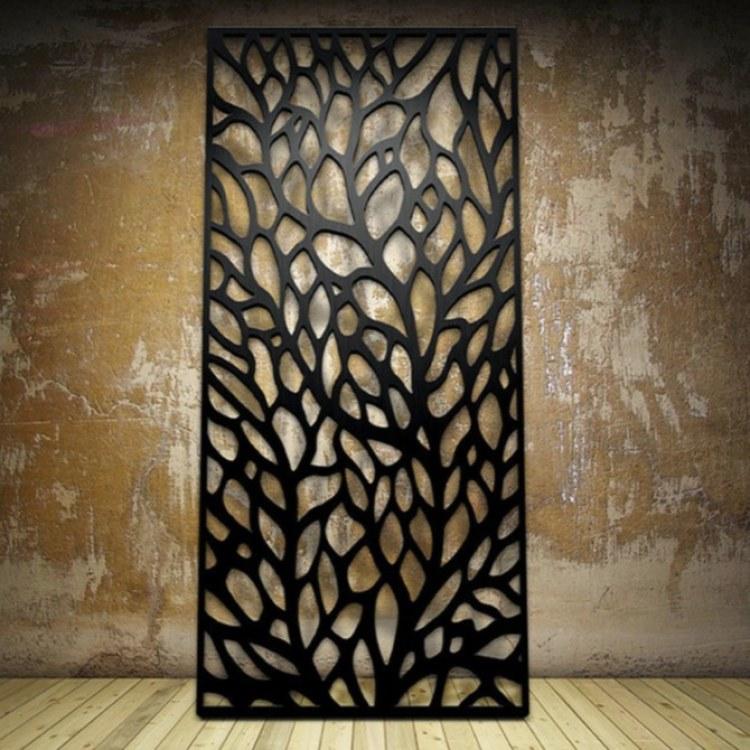 雕花镂空铝单板厂家 门头雕花铝单板价格 筑耀幕墙  厂家直销 免费送样