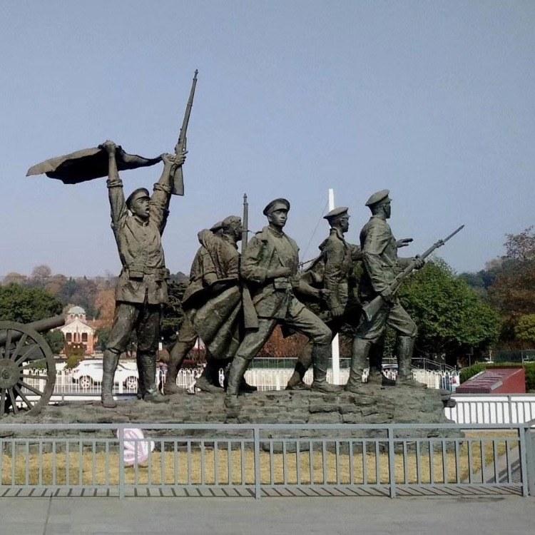 南京铸铜雕塑 卓凡 厂家设计直销