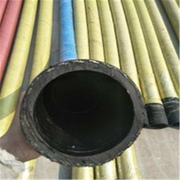 专业生产大口径螺纹钢丝橡胶管 钢丝缠绕罐车卸灰管 耐磨橡胶卸灰管 使用寿命长