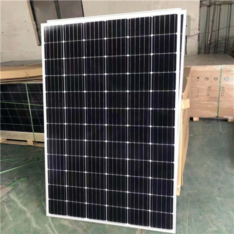 单晶太阳能组件批发销售 带原厂质保 并网手续齐全 泰州恒巨