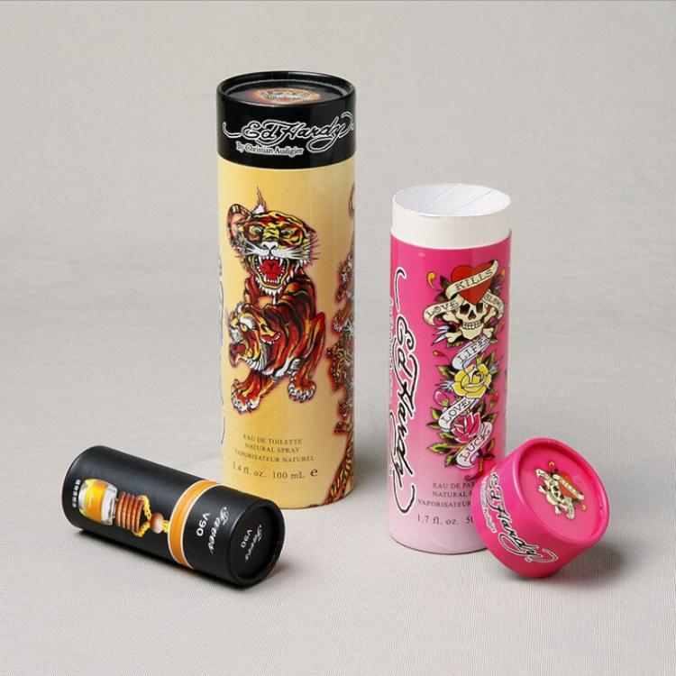 圣诞礼品包装纸筒  纸质茶叶罐  花茶食品包装   礼盒圆筒  海报圆纸筒