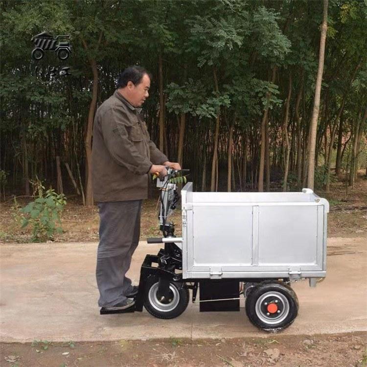 景鑫工地小型電瓶三輪車