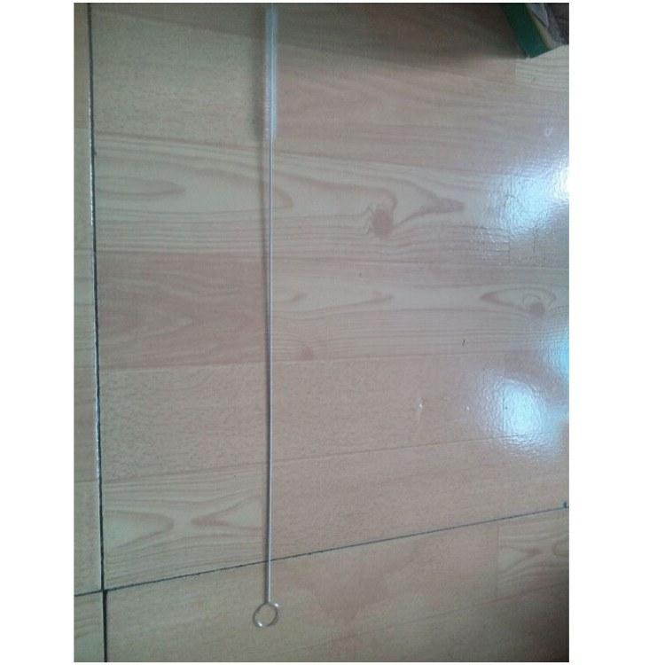 【生峰】不锈钢加长管道清洗刷 钢丝试管刷多规格 小号试管刷毛刷