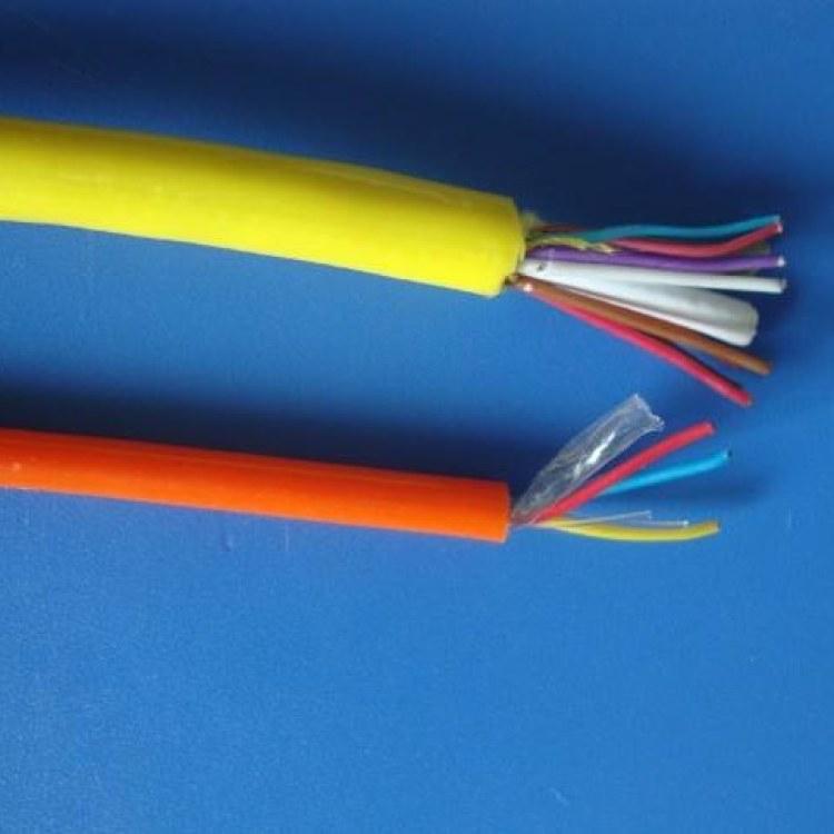 聚氨酯防海水电缆厂家定制  聚氨酯防海水电缆价格批发