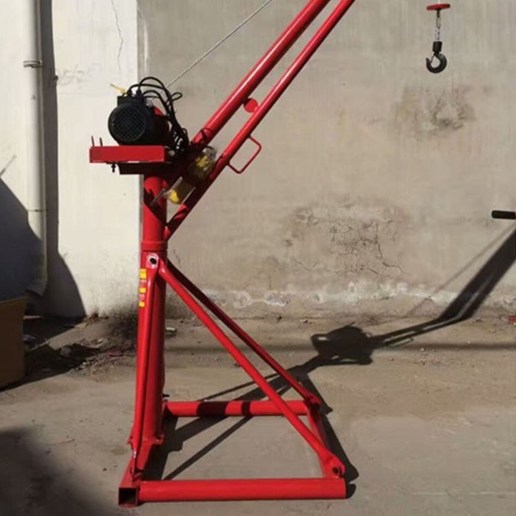 程煤直销吊运机 折叠式吊运机 摇头式鸡公吊