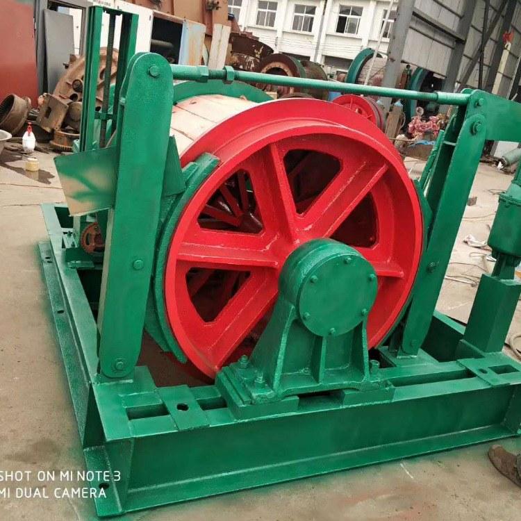 采购建井设备煤矿绞车