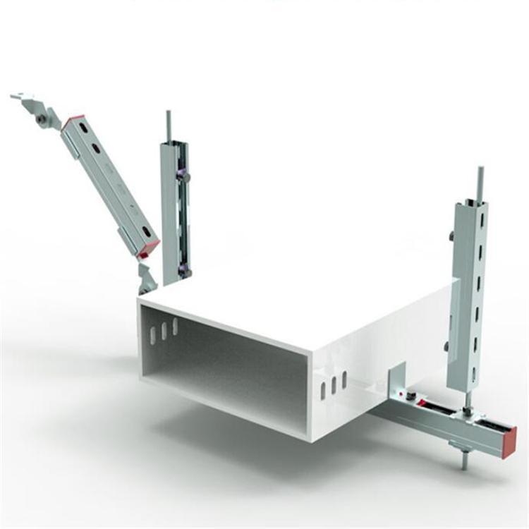 厂家生产 建筑抗震支架 抗震支吊架 国标品质保证