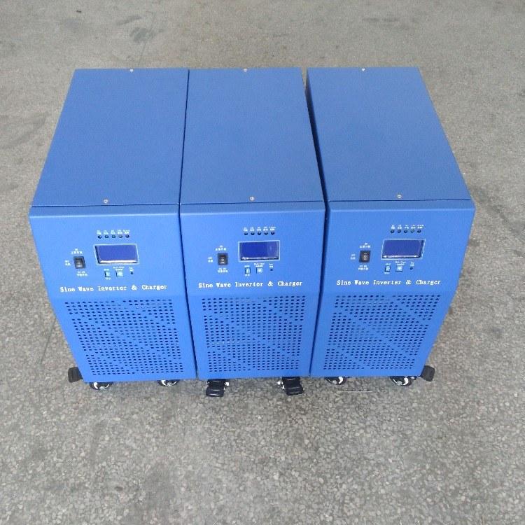 电力太阳能逆变器6KW太阳能工频逆变器